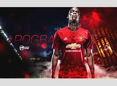 Paul Pogba Wallpaper by YoussefHeshamgfx11 on DeviantArt
