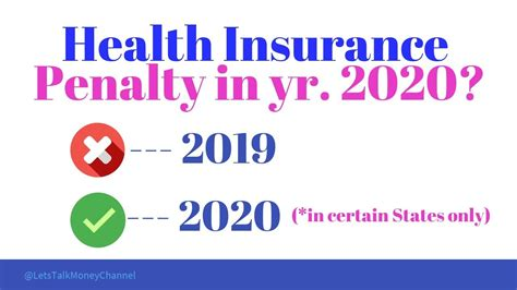 Dear expat, international, did you know that loonzorg offers if you do not take out health insurance not only you can expect to receive a fine but also you will have to pay all medical costs yourself when. Health Insurance Penalty was it repealed or not? In what ...