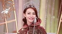 【港姐2019】大熱姿態勇奪冠軍寶座 黃嘉雯:好似發緊夢 香港01 即時娛樂