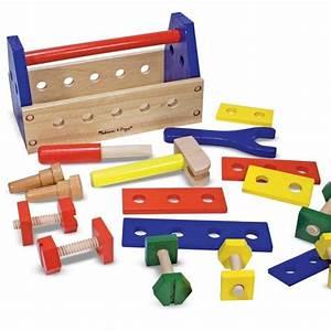Caisse A Outils Bois : jouet caisse outils 24 pcs en bois ~ Melissatoandfro.com Idées de Décoration