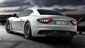 2010 Maserati GranTurismo MC Stradale - Wallpapers and HD