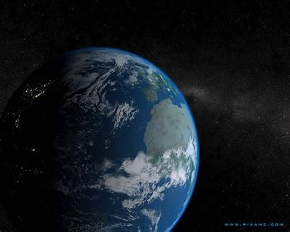 Solar Earth System Screensaver 3d Wallpapers Space
