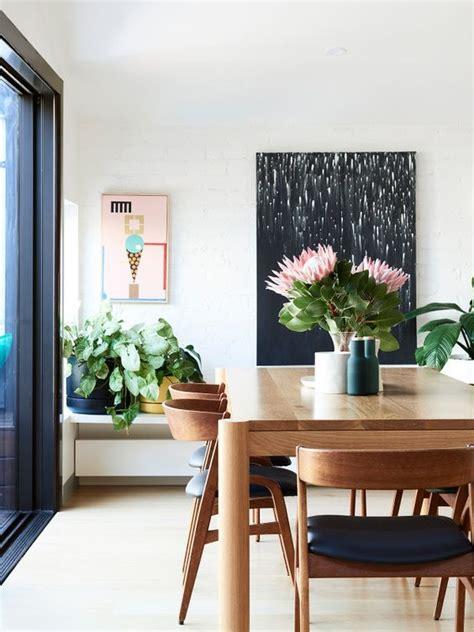 ideas  decorar  comedor  plantas