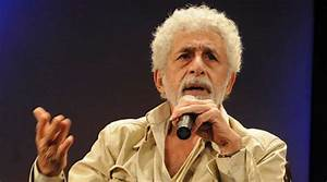 Naseeruddin Shah: It's a SHAME that some of our biggest ...