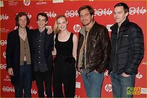 Elle Fanning e Nicholas Hoult al Sundance Film Festival 2014