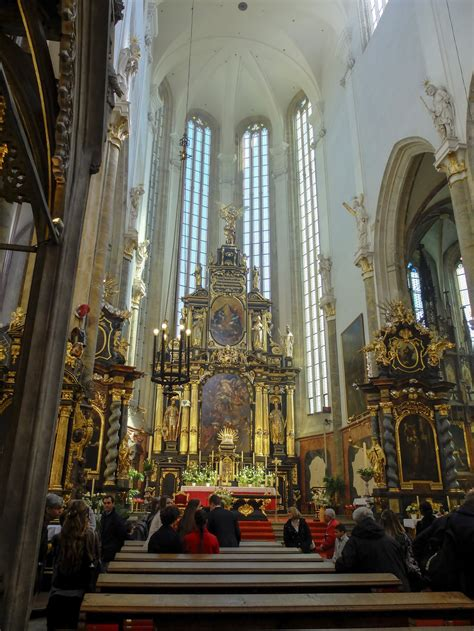 43 Most Beautiful Church Of Our Lady Before Tyn Prague