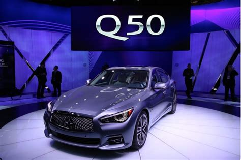 Q50 Software Update by 2014 Infiniti Q50 Preview Gallery 1 Motorauthority