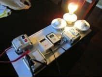 emi  leds dirty electricity  leds