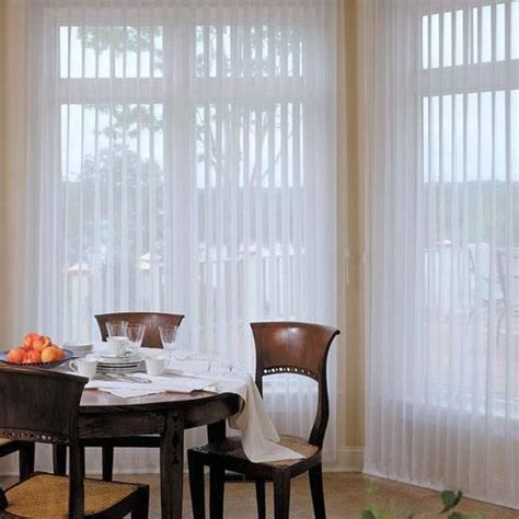 sheer soft vertical shades are for sliding doors
