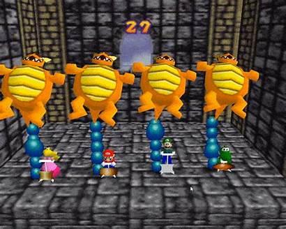Mario Party Mini Games Face Lift Bowser