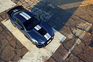 Ford Reintroduces the Mustang Shelby GT500 ,Teases More Horsepower