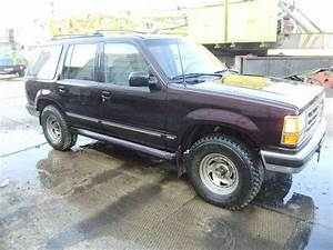 1994 Ford Explorer Specs  Engine Size 4 0l   Fuel Type