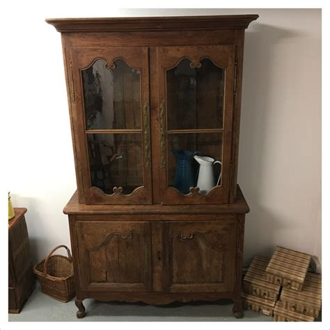 Armoire Cupboard by 19th Century Armoire Linen Cupboard Mayfly