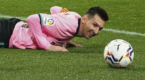 La Liga: Messi surpasses Pele milestone with help from ...