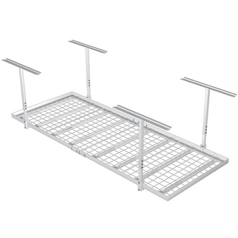 ceiling storage rack 3 x8 700lb ceiling storage kit strong racks