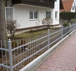 Gartenzaun Metall Verzinkt : scherzer metallbau gmbh ~ A.2002-acura-tl-radio.info Haus und Dekorationen