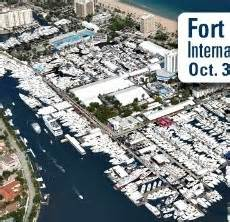Fort Lauderdale Boat Show Food Vendors by Home Houseboatamerica