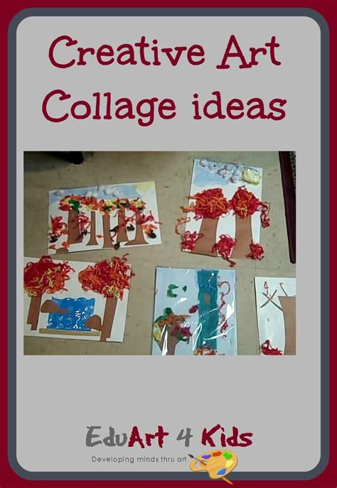 Collage Kunst Ideen by Collage Ideas No Need To Stick To Same Boring Collages