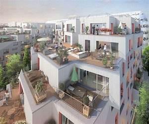 Achat Neuf Paris : vente paris 17 appartement neuf bbc magnifique f3 avec terrasse investisseur immobilier ~ Maxctalentgroup.com Avis de Voitures