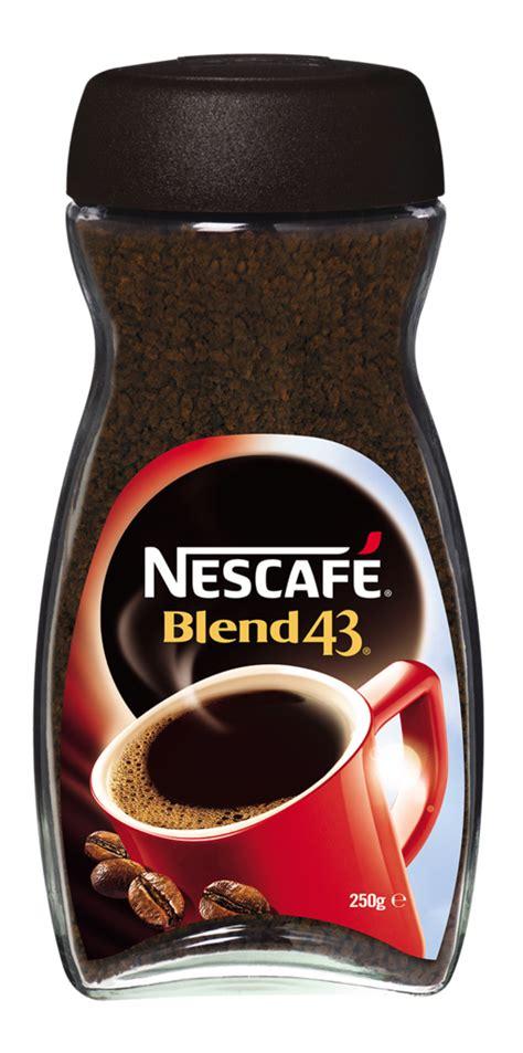 nescafe blend  instant coffee   australian food shop