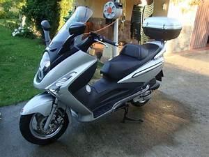 2007 Sym Gts 125