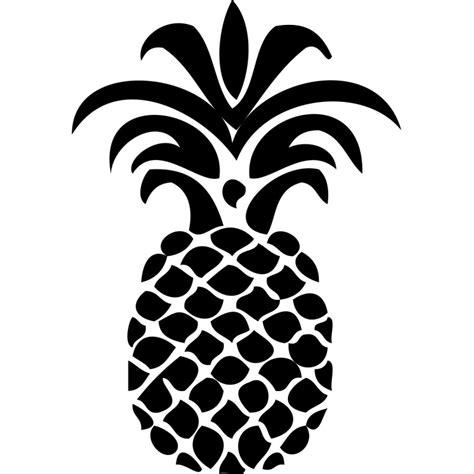 cuisine dessin animé sticker ananas