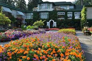 Quiet CornerButchart Gardens In Canada Quiet Corner