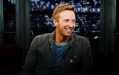 Chris Martin Coldplay Che Dakota Johnson Smile