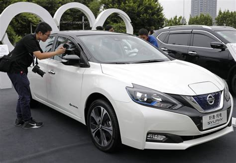 Nissan Electric Car by Nissan Launches China Focused Electric Car