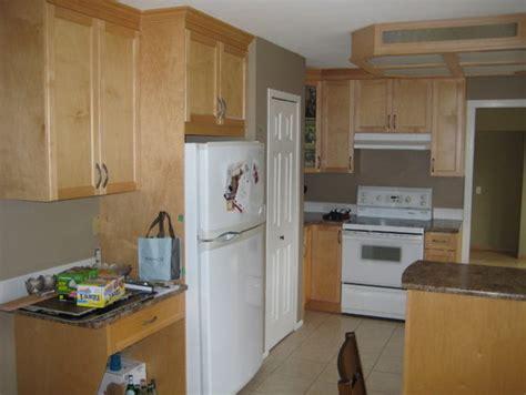 Painted Backsplash Ideas Kitchen - what counters flooring backsplash go with light maple cabinets