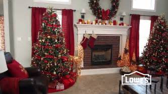 lowes christmas decorations home interior design