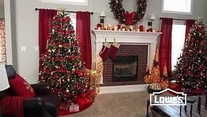Christmas Decorating Tips - Lowe's Creative Ideas - YouTube