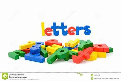 Word Letters Lots Colored Alphabet Colorful Zeichen