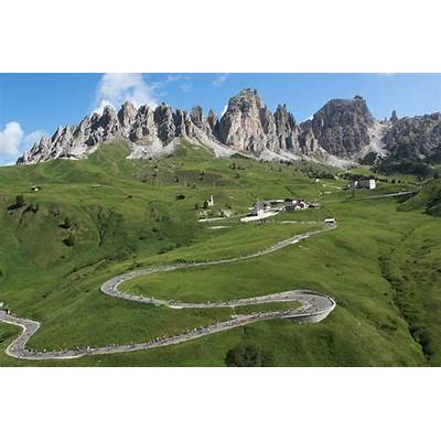 Famous climbs - Dolomites