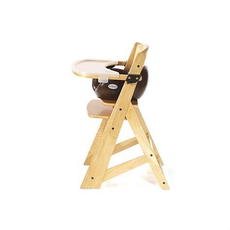 keekaroo high chair used keekaroo height right high chair infant insert tray