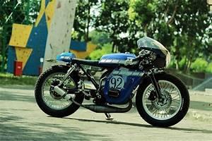 Yamaha RX King 135 Cafe Racer – BikeBound