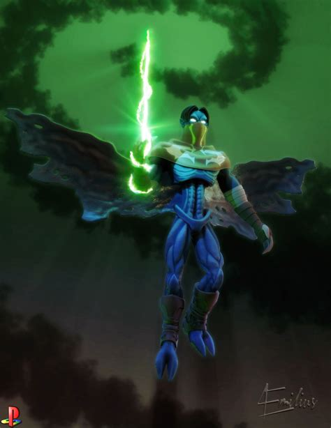 Playstation Anniversary Tribute Legacy Of Kain Soul Reaver