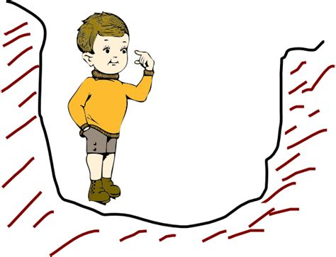 pit clipart black and white boy in a pit clip at clker vector clip