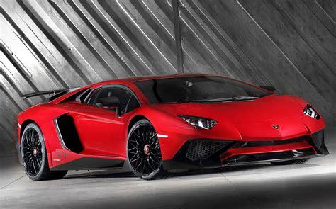 Lamborghini Aventador Sv Could Be Final V12 Lambo