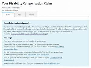 Vets.gov adds disability compensation claim status feature ...