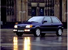 FORD Fiesta 3 Doors specs & photos 1989, 1990, 1991