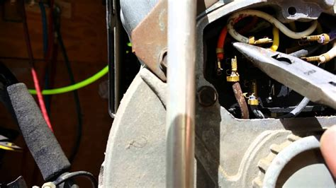 Craftsman Air Compressor How Switch From