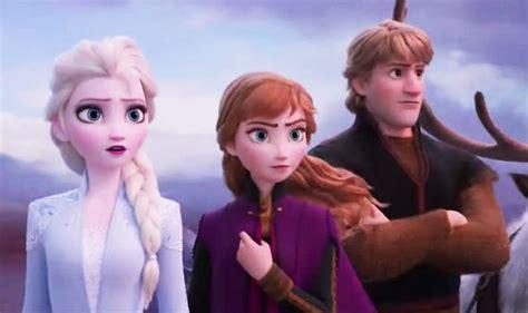 Elsa Frozen Trailer 2