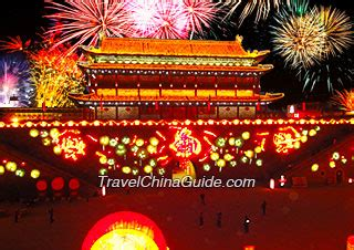 chinese year spring festival celebrations