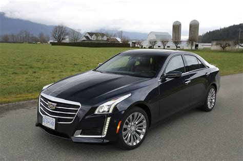 Cts Reviews by 2016 Cadillac Cts Review Updated And Enthusiast Focused