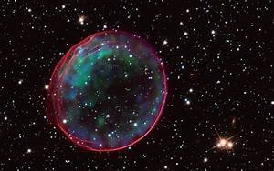 Soap Bubble Nebula - Pics about space