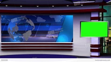 Virtual Background Loop Stock