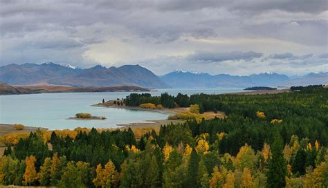 Travel Trip Journey Lake Tekapo New Zealand