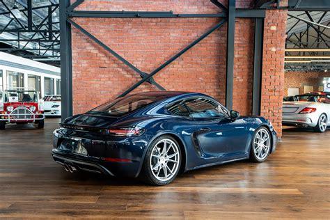 2017 Porsche 718 Cayman - Richmonds - Classic and Prestige ...