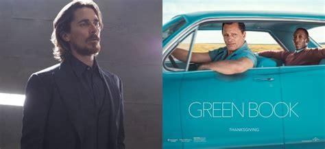 Golden Globes Highlights Christian Bale Wins